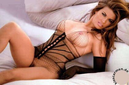 Carmen Electra Desnuda Y Follando