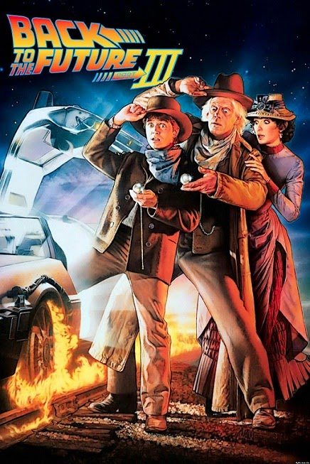 Back To The Future Part III (1990) BluRay