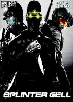Tom Clancy's Splinter Cell  Coleção Completa  PC