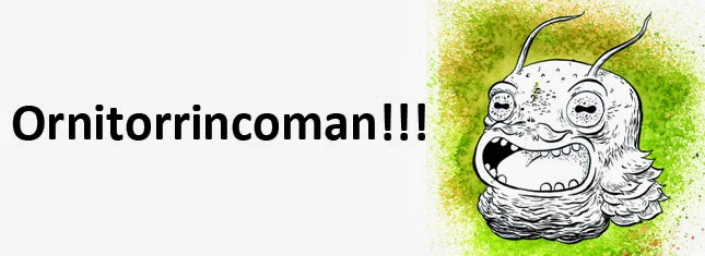 ornitorrincoman!!!