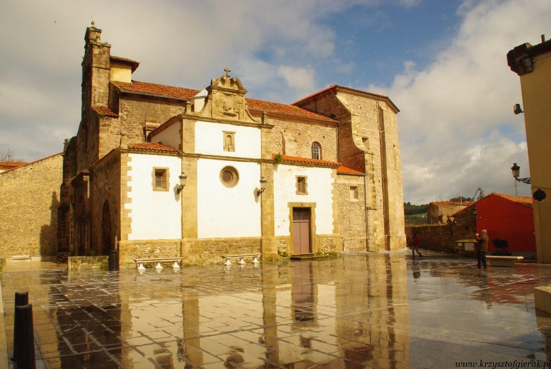 Aviles Asturia Północna Hiszpania Przewodnik Fotografie Zabytki i Atrakcje Turystyczne