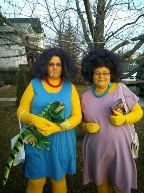 Marge Simpsons Sisters Halloween Costume  sc 1 st  Halloween Costumes 2017 & Halloween Costumes 2017: Random Costume Favorites Halloween 2017