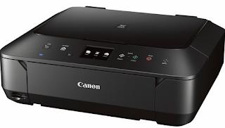 Driver Printer CANON PIXMA MG6620  Download