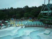 Blizzard beach gives you that icy cold atmosphere in sunny Florida. (pict )