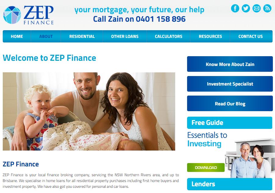 ZEPFinance