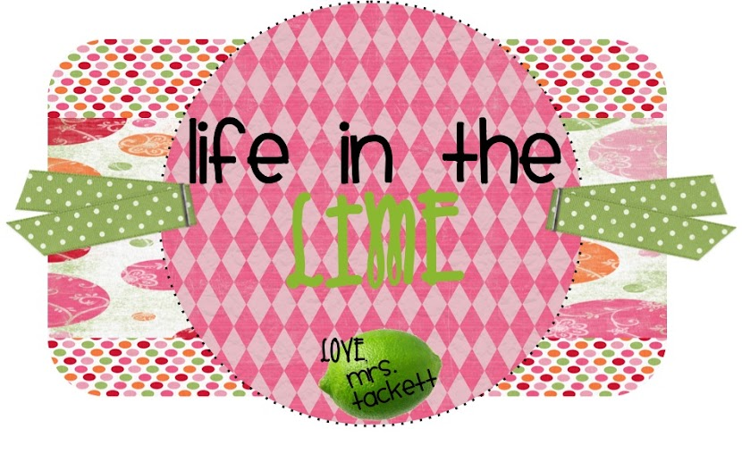 Life in the Lime