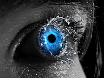 Blue eye - baby eyesDesigns