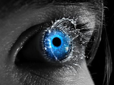 Blue eye - baby eyesDesigns