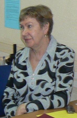 Берсенёва Наталья Владимировна