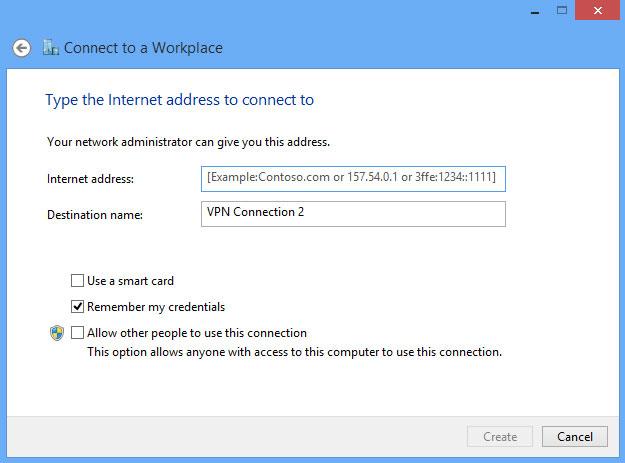 Cara Menggunakan VPN 5