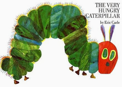 The best children's books of all time - The Very Hungry Caterpillar by Eric Carle