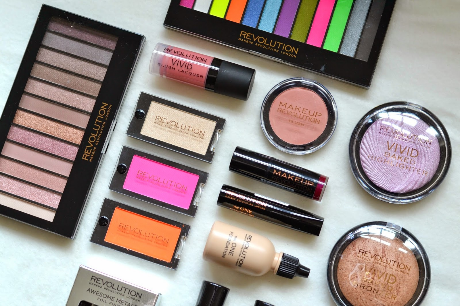 new brand alert makeup revolution and the 3 items you