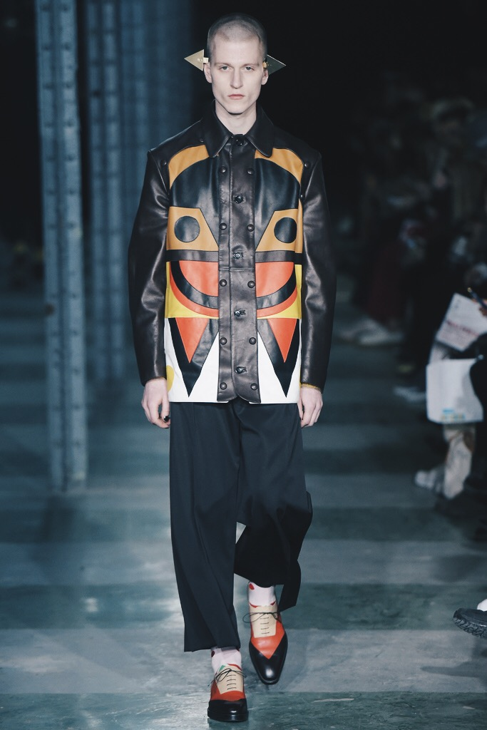 Ana Maddock- Paris Men's AW16-17 Collections Part 2