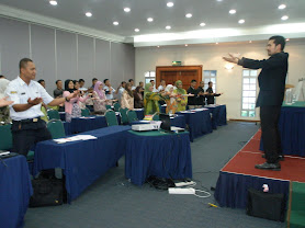 KURSUS HYPNO MOTIVATION MARITIM (28 JULAI 2011)