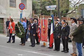 Befrielsen i Italien 25. april