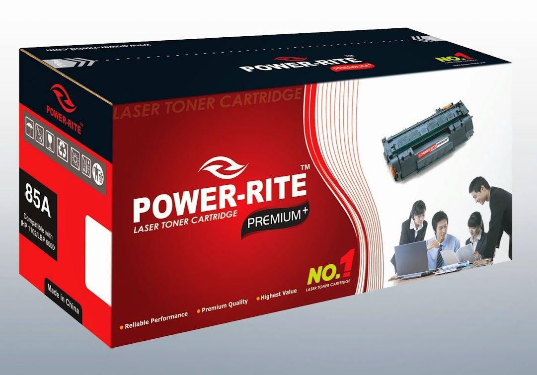 Power Rite Laser Toner Caratridge.