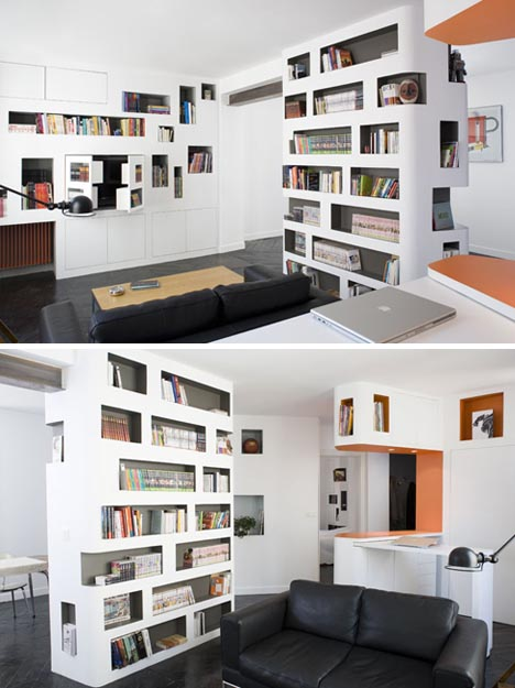 library interior design ideas 21