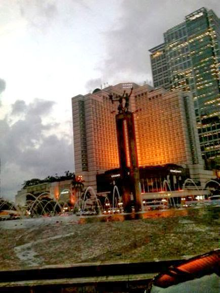 Hotel Indonesia Roundabout