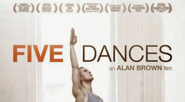 Five dances, 2013