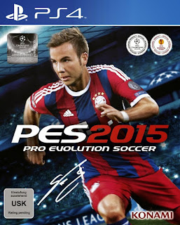 Download PES 2015 full crack - Tải PES 15 full
