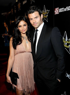 Daniel Gillies Wife