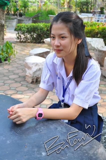 Foto artis Cantik Thailand Pimchanok Luevisadpaibul Terbaru