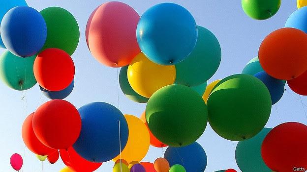 La foto olvidada de ayer los globos de helio un lujo - Como conseguir globos de helio ...