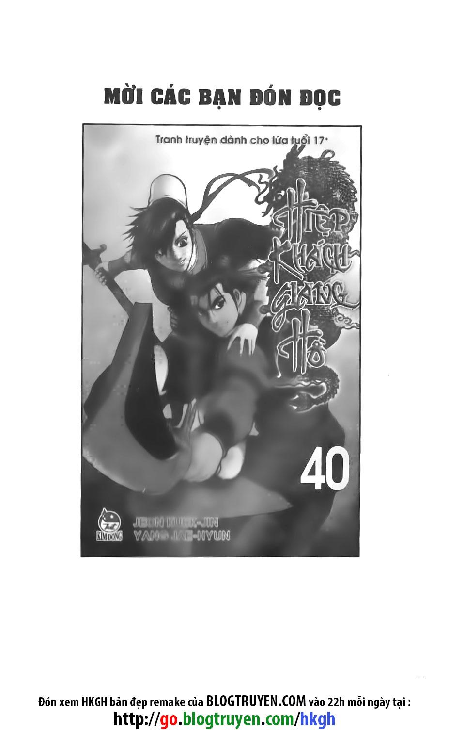Hiệp Khách Giang Hồ - Hiệp Khách Giang Hồ Chap 270 - Pic 29
