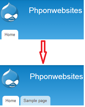 drupal 7 - add link into menu programmatically using hook_menu()