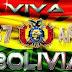 Todos los homenajes para mi querida  Bolivia