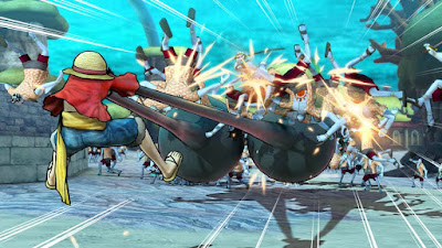 One Piece Pirate Warriors 3-screenshot