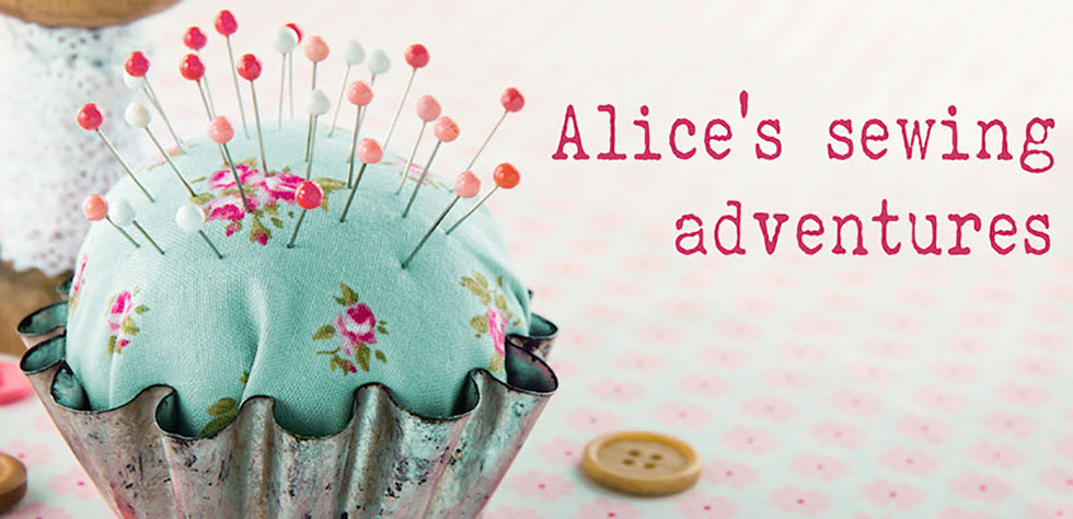 Alice's Sewing Adventures