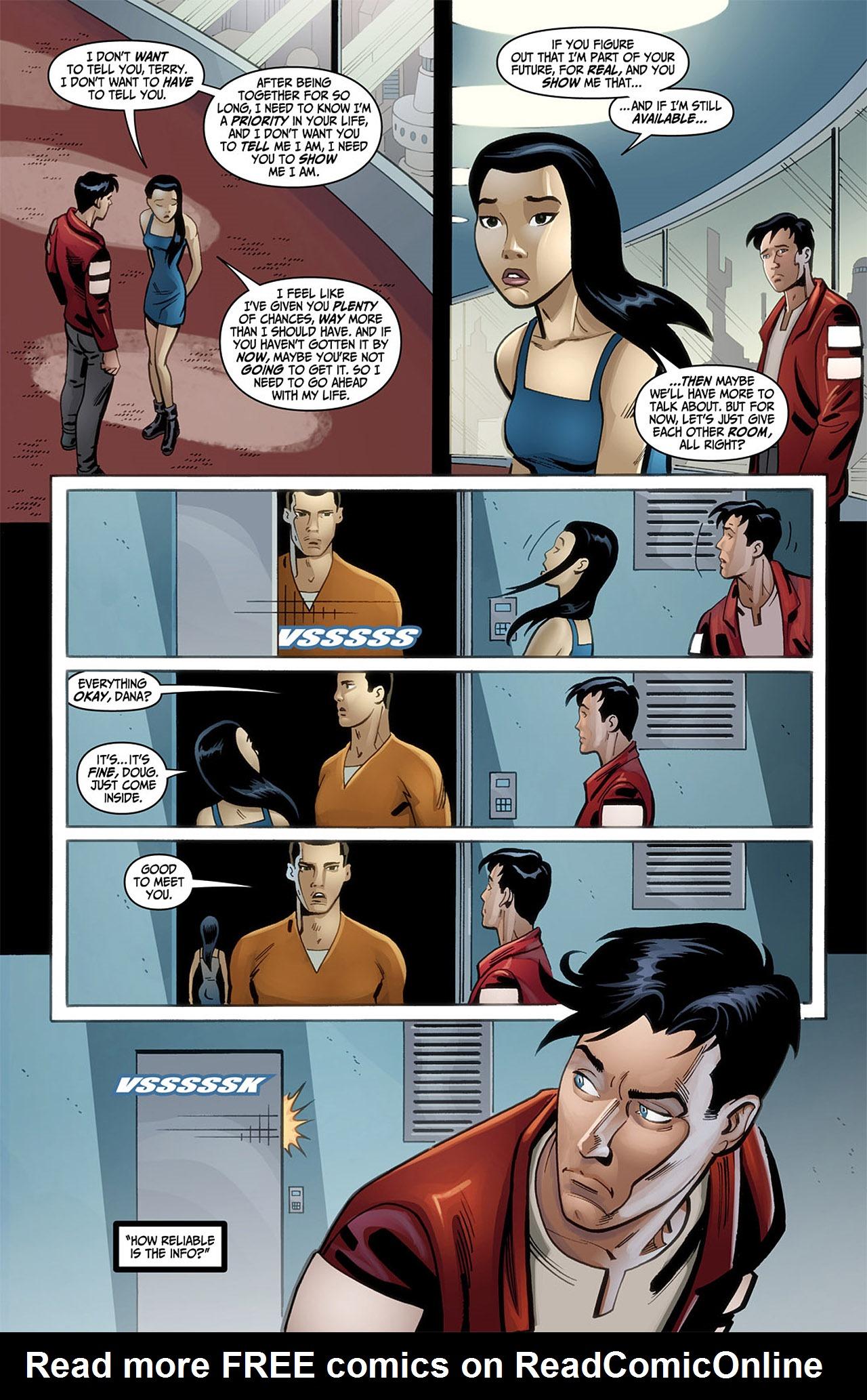 Batman Beyond (2012) Issue #2 #2 - English 5