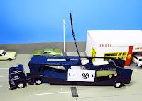 m2 auto haulers ford c600 vw microbus van