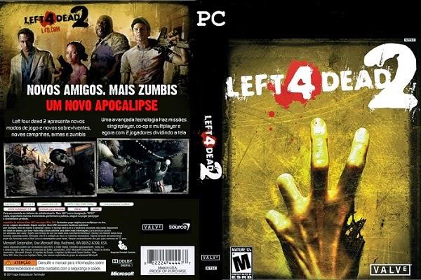 تحميل لعبة 2 left 4 dead