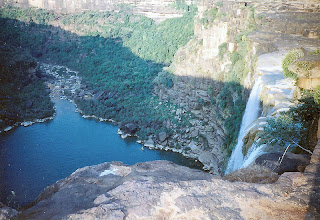 Keoti Fall - Rewa district, Madhya Pradesh, India