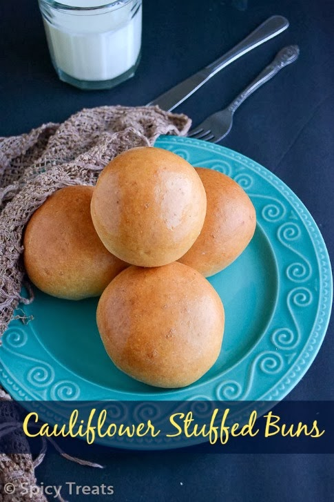 Gobi Stuffed Buns