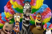 Madagaskar 3 Afro cirkus :)