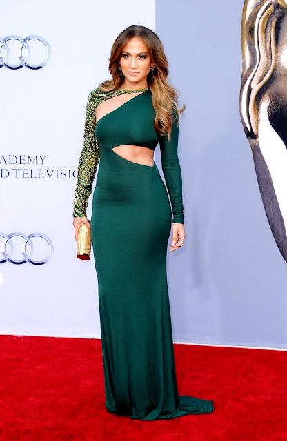 Jennifer Lopez @ BAFTA