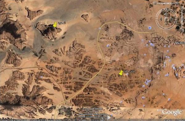 صخرة ناقة سيدنا صالح التى ذكرت في القران الكريم 3910438510.jpg