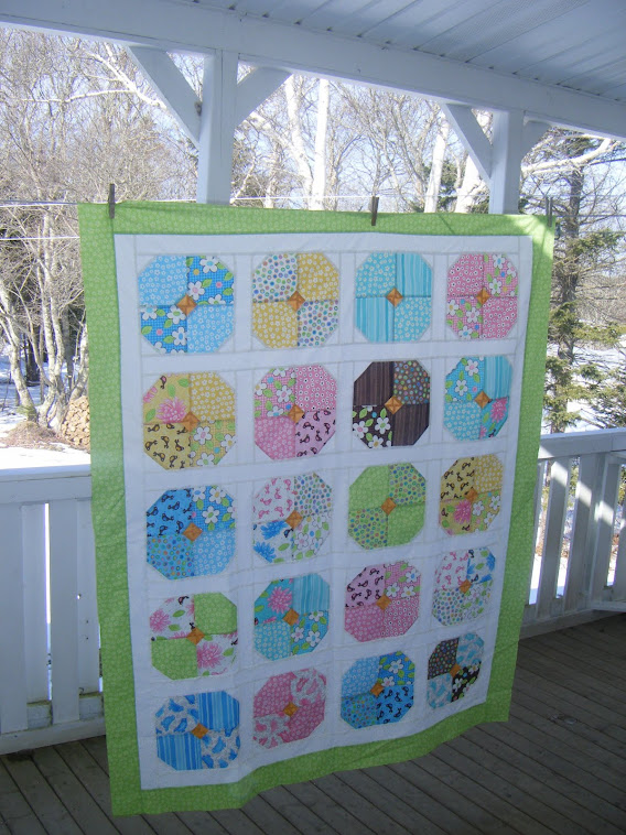 Miss milie&#39;s Quilt