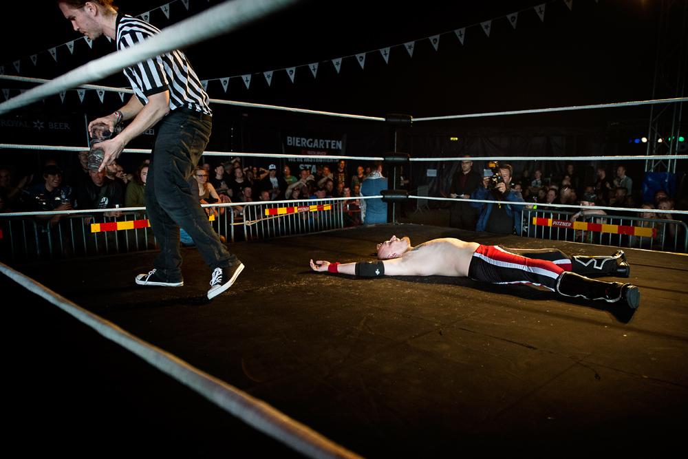wrestling sverige