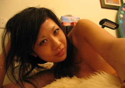 Hot Asian Self Shot Babe For Camwhore And Big Boob Lovers