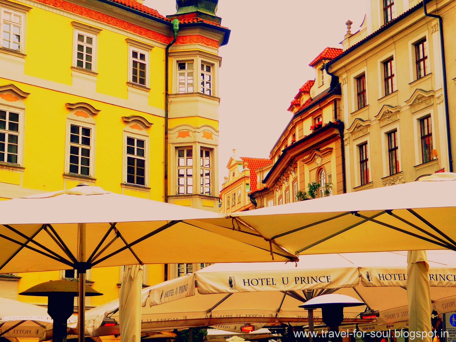 Eateries, Old Town, Prague