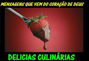RECEITAS CULINÁRIAS DO MENSAGENS DE DEUS