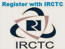 IRCTC Registration Form Application to Create a New Individual Account 2014 in www.irctc.co.in | How to Register in irctc.co.in