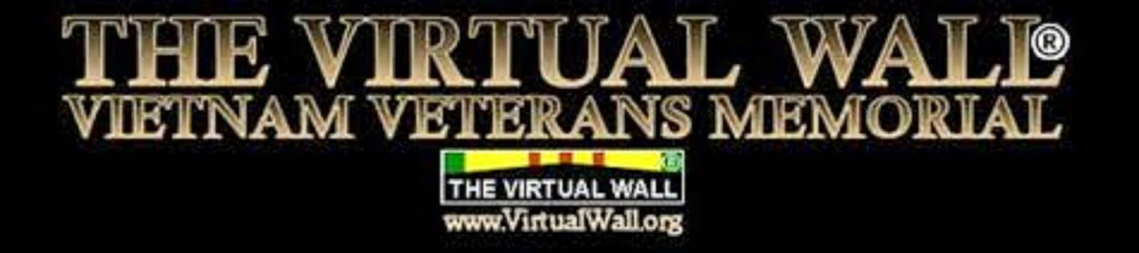 THE VIRTUAL WALL - VIETNAM VETERANS MEMORIAL