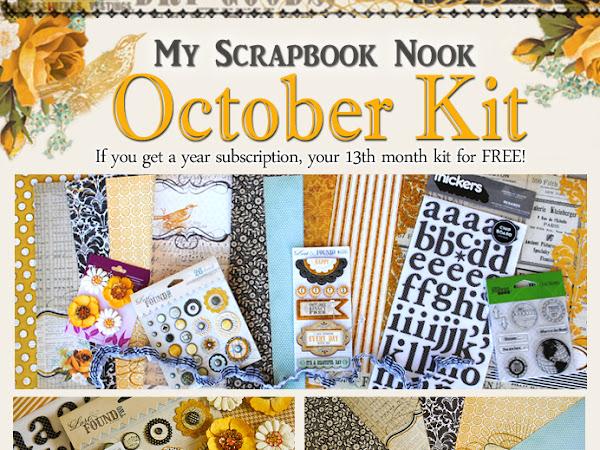 October Nook Kit