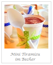 Mini Tiramisu