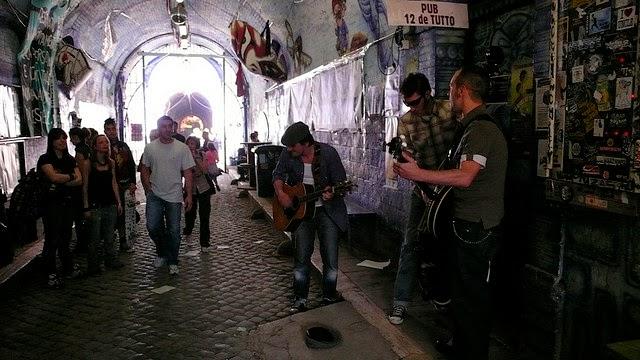 forte prenestino centocelle roma centro sociale